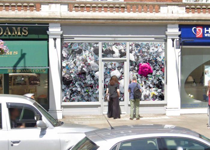 LUAP : Kensington's Plastic Flood