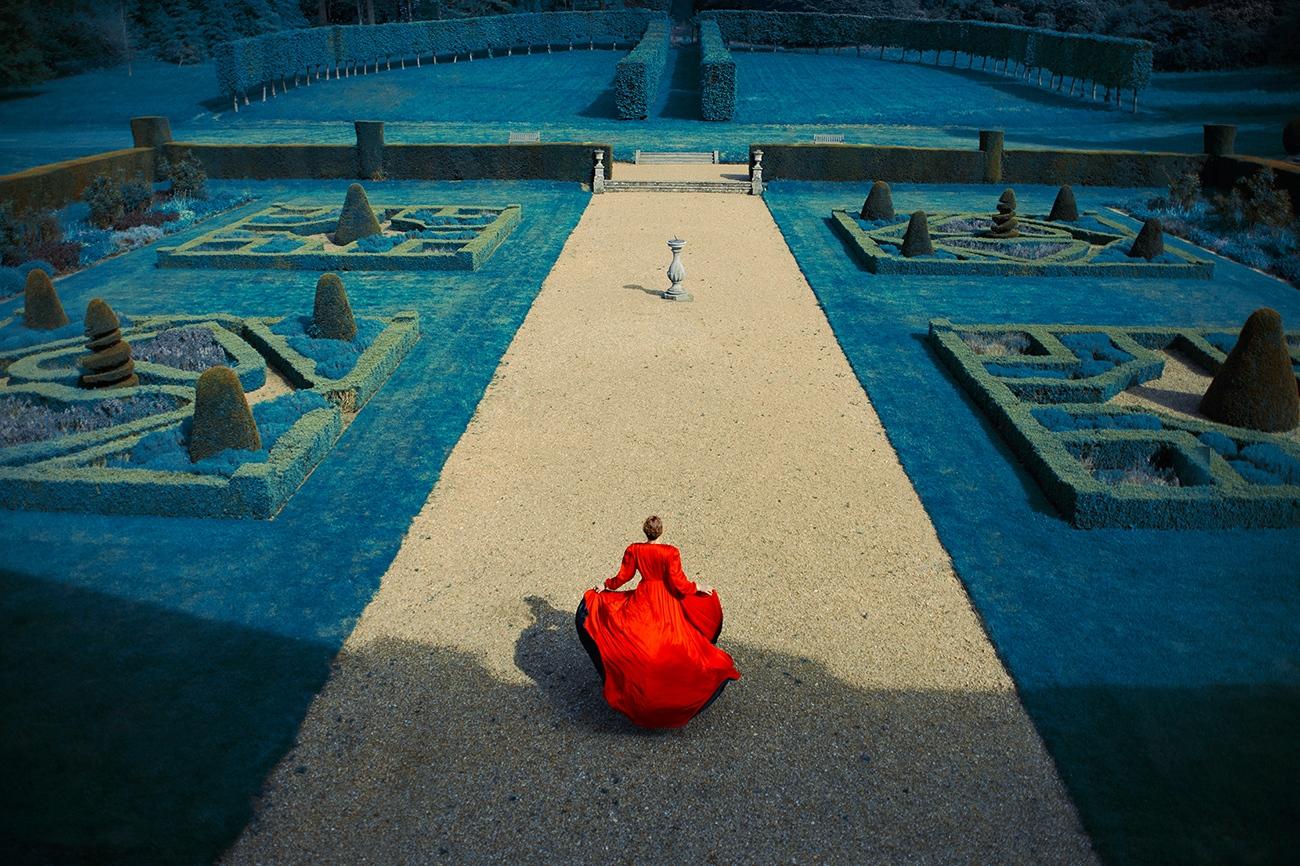 Erik Madigan Heck : The Garden