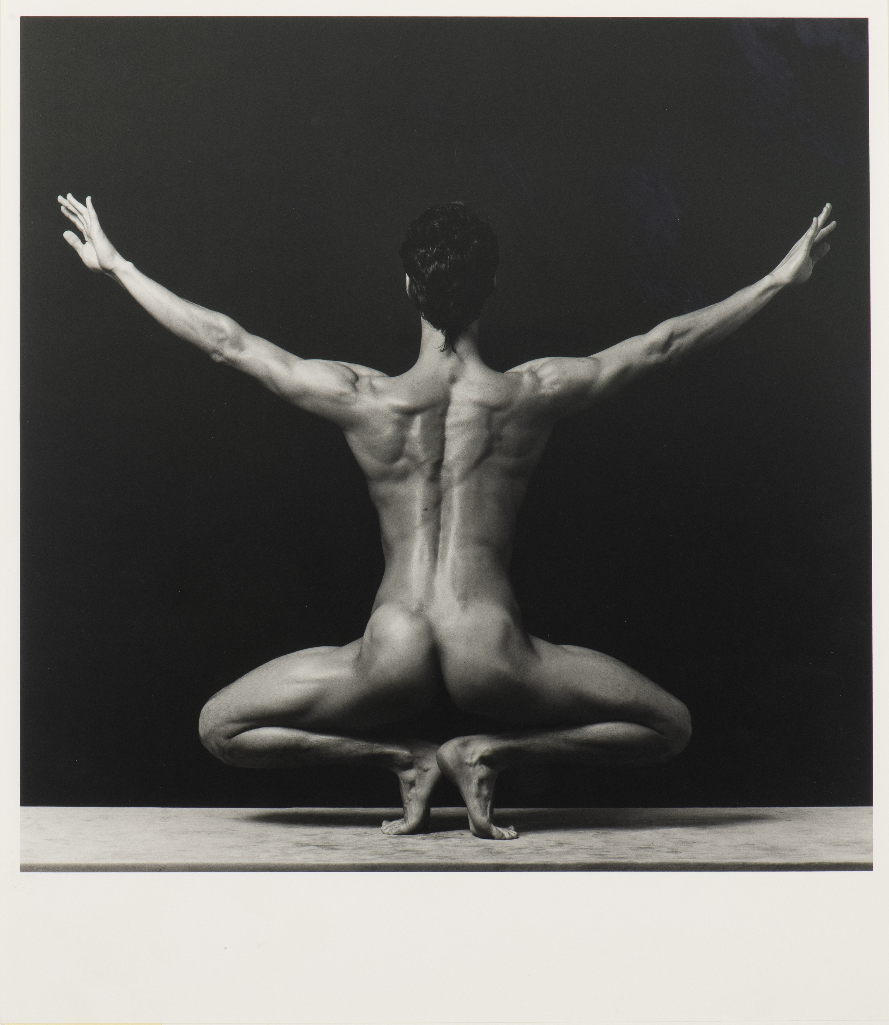Hans van Manen (b. 1932) Lot 382: Nude dancer by the greatest Dutch choreographer