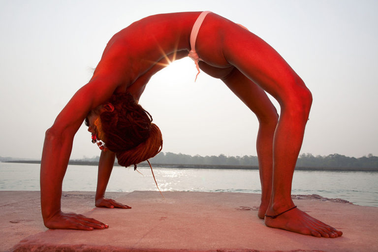 Taschen : Michael O'Neill. On Yoga. The Architecture of Peace