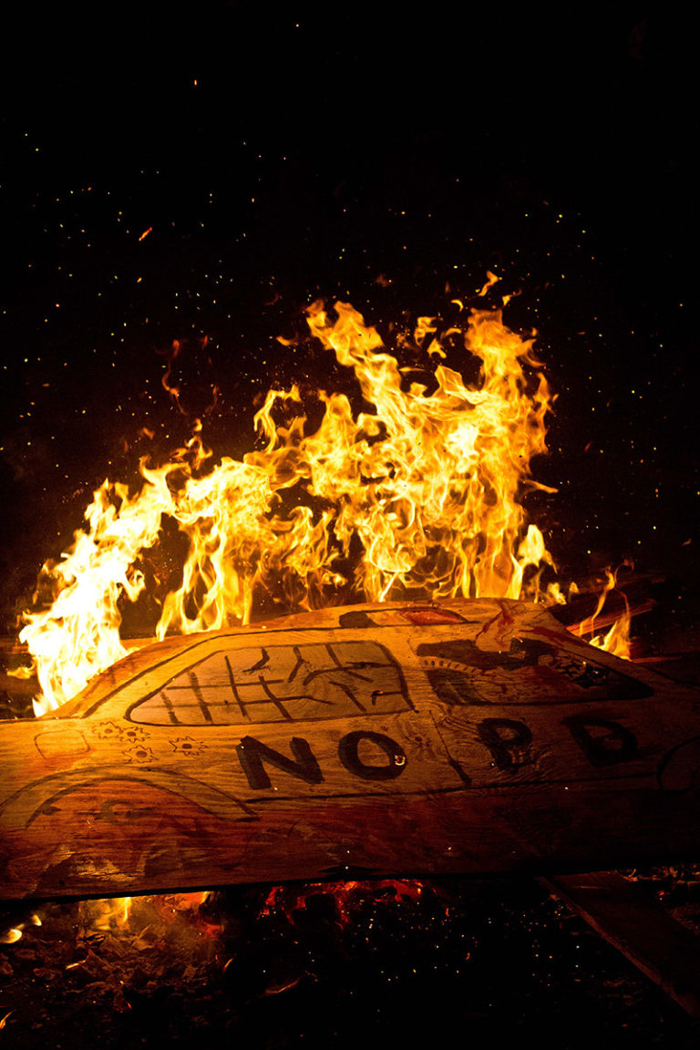 Burn Barrel Press : Beau Patrick Coulon : Revel & Revolt