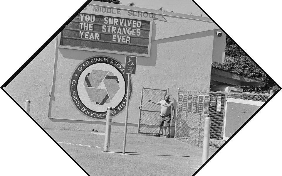 Arthur Tress : In Recess : Closed Schools of Northern California
