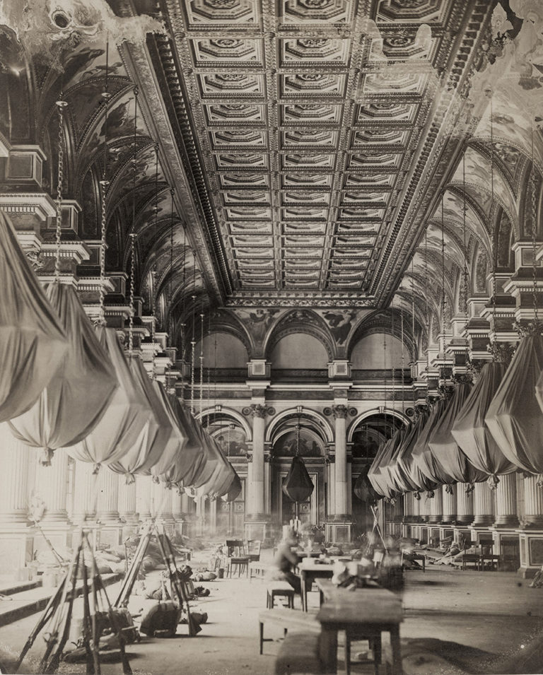 Grand Curtius : La Commune, Paris 1871. Liège 1886.