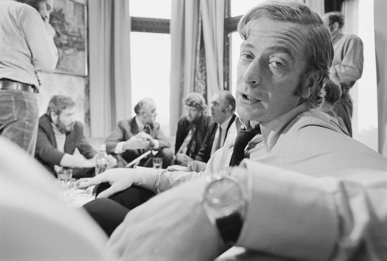 ACC Art Books : Michael Caine : Photographed by Terry O'Neill
